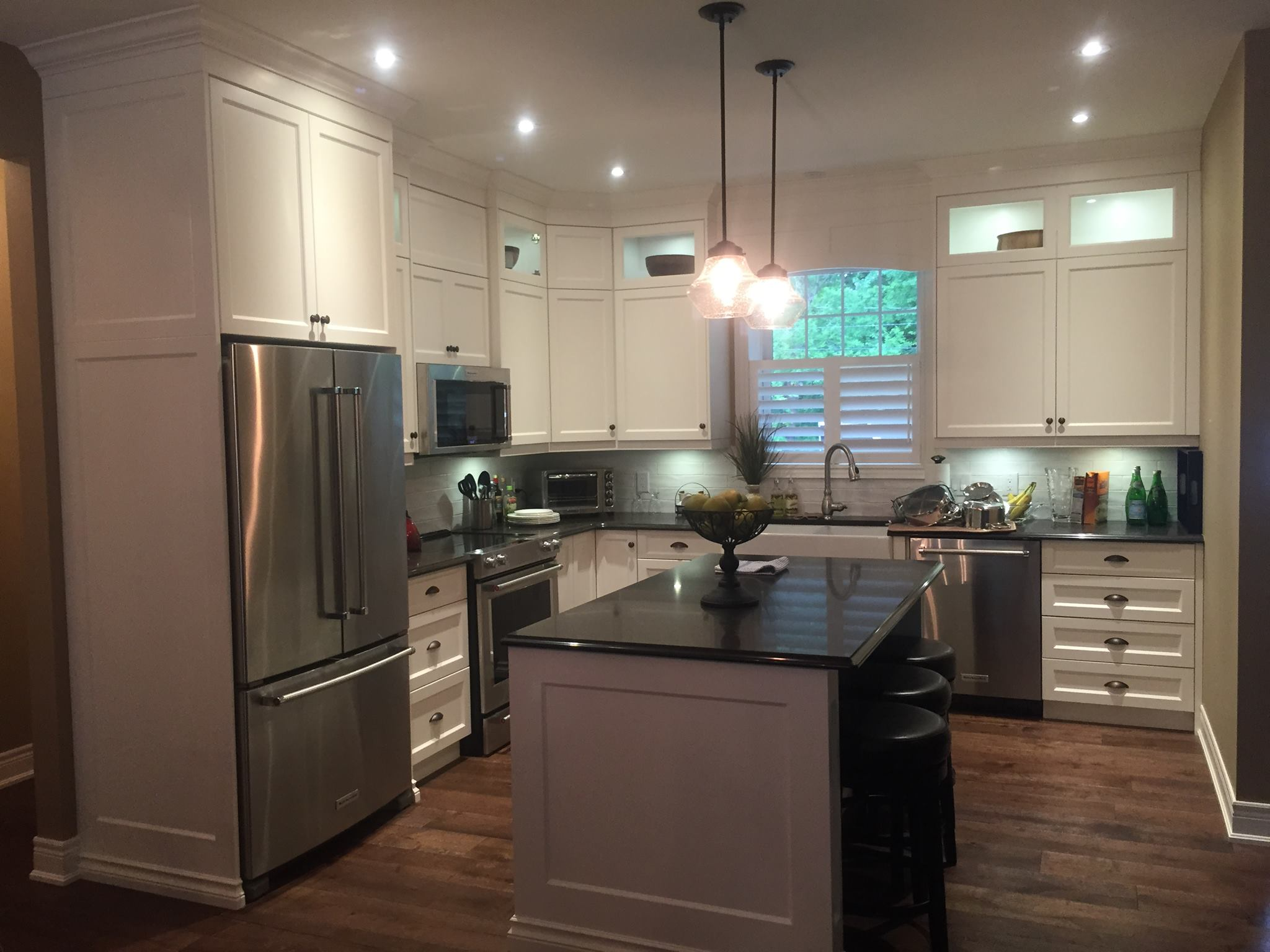 About Us | Silver Creek Custom Cabinetry